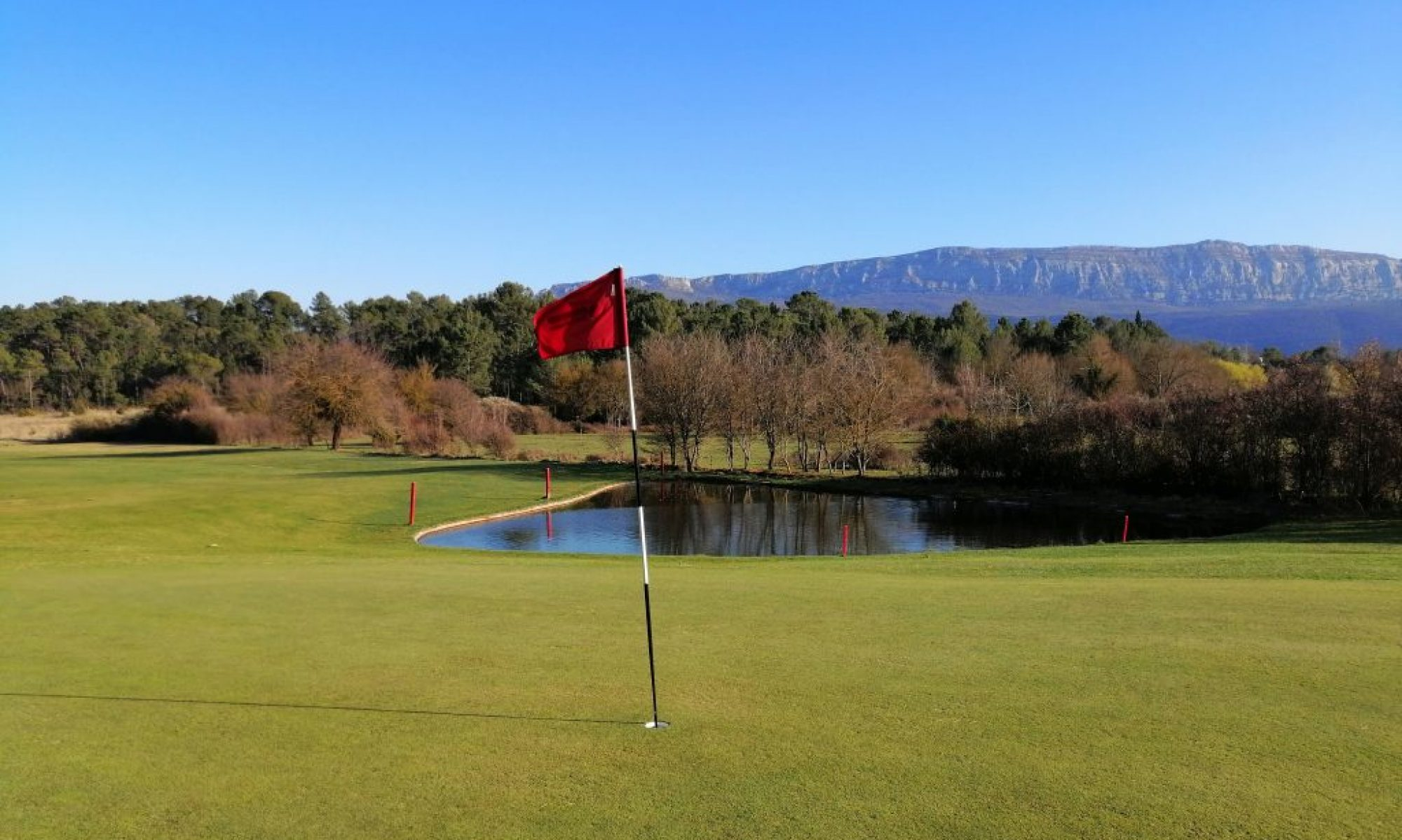 Le BLOG AS GOLF SAINTE BAUME